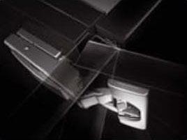 Bisagra con sistema CLIP top BLUIMOTION
