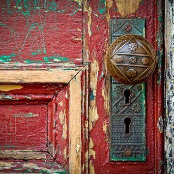 Arreglar puerta atascada