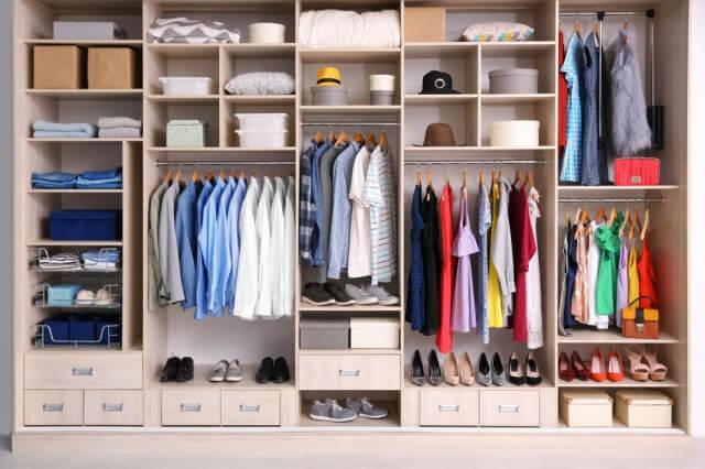 Diseña tu armario vestidor
